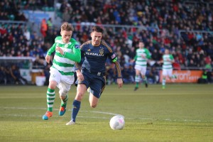 Gallery: Shamrock Rovers v LA Galaxy