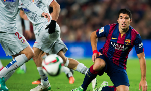Luis Suarez and the struggle to settle at Barcelona
