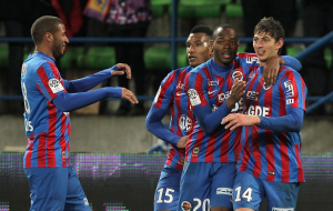 Yes we Caen! The Ligue 1 club making the most of promotion