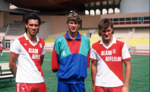 Monaco - the making of Arsène Wenger