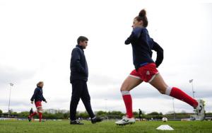 Interview - Bristol Academy Coach David Edmondson