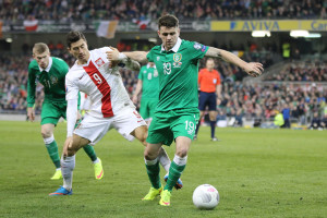Gallery: Ireland v Poland at the Aviva Stadium