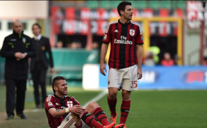AC Milan - a club entrenched in turmoil