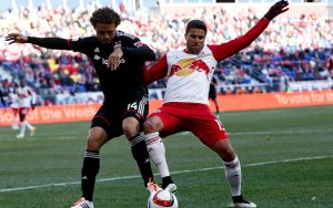 NY Red Bulls 2-0 DC United - NY triangle too dynamic for sleepy DC