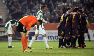 Poor top-level management will eventually see Córdoba relegated