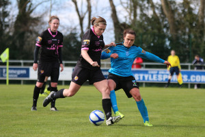 Gallery: UCD Waves v Wexford Youths