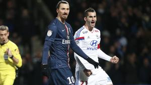 Ligue 1 run-in echoes last season's Premier League as Lyon and PSG battle