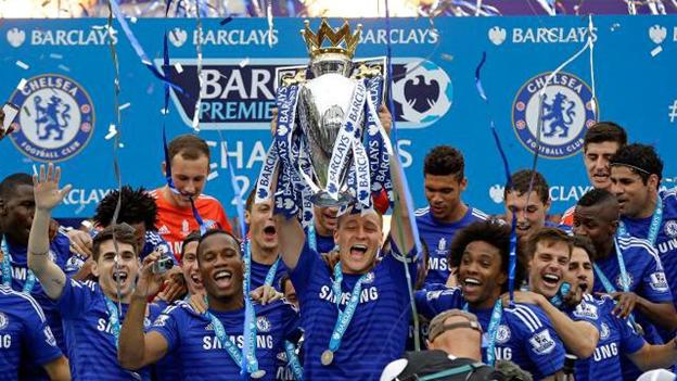 Chelsea Premier League title