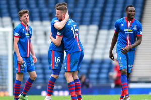 Inverness Caledonian Thistle - A small club gaining big experiences