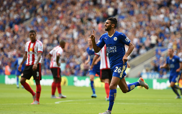 How Mahrez's decision to stay at Leicester is reminiscent of Ronaldo in 2008