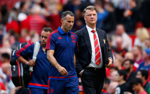 Taking the temperature of Manchester United