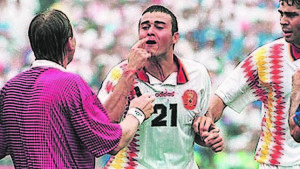Blood and heat - Spain, Italy and the 1994 World Cup