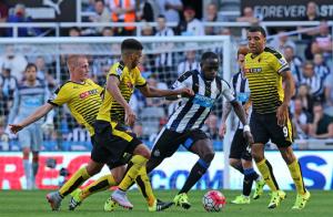 Report: Tottenham Hotspur bid £16 million for Newcastle midfielder Sissoko
