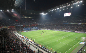 The Milan derby illustrates two very different works in progress