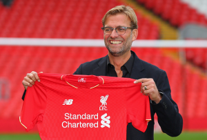 Jurgen Klopp signs new long-term Liverpool contract