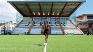 Interview - Jersey FA Vice President Kerry Petulla