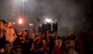 Albania v Serbia - Fans' dreams sacrificed to political goals