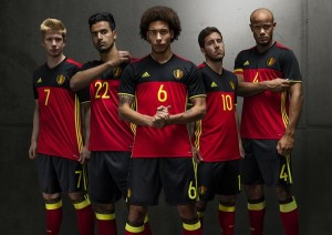 Belgium's national team is number one, but how is its league?