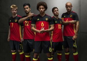 Euro 2016: Republic of Ireland v Belgium