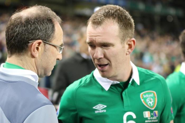 Ireland Bosnia Martin O'Neill Glenn Whelan