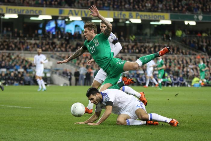 Ireland Bosnia Jeff Hendrick