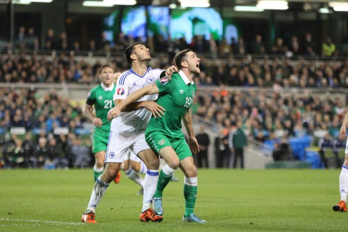 Ireland Bosnia Ciaran Clark