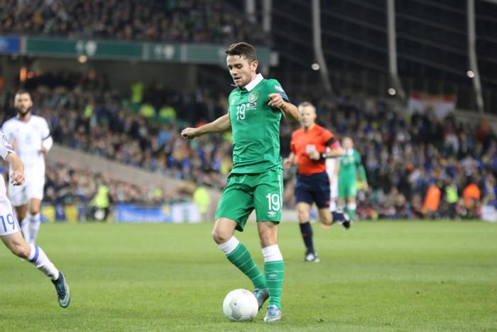 Ireland Bosnia Robbie Brady