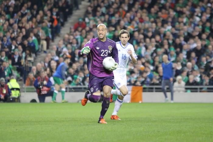 Ireland Bosnia Darren Randolph