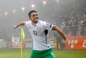 Brady's brilliance gives Ireland hope against Bosnia