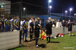 Wadham Lodge v Clapton 103