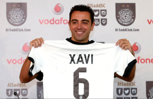 Xavi Hernandez and life in Qatar
