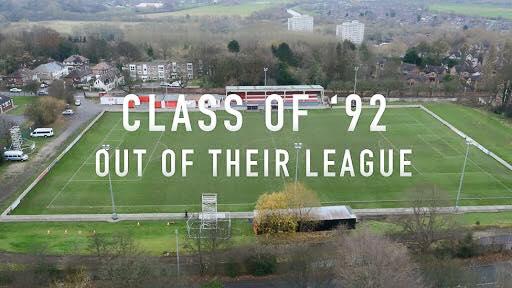 Class of 92 documentary