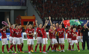 China's football revolution