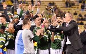 Timbers on top as they leave Columbus with MLS Cup