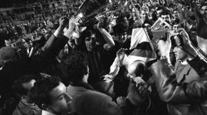 Puskás, Di Stefano...Prati - the career of a Milan legend