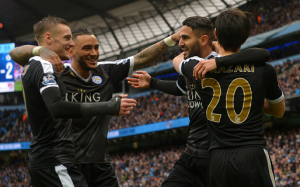 Leicester City - win the league, in the name of football