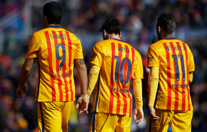 Barcelona trio's selflessness differentiates them from the rest