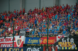 Piast Gliwice – Poland's version of Leicester City, hoping to become unlikely champions