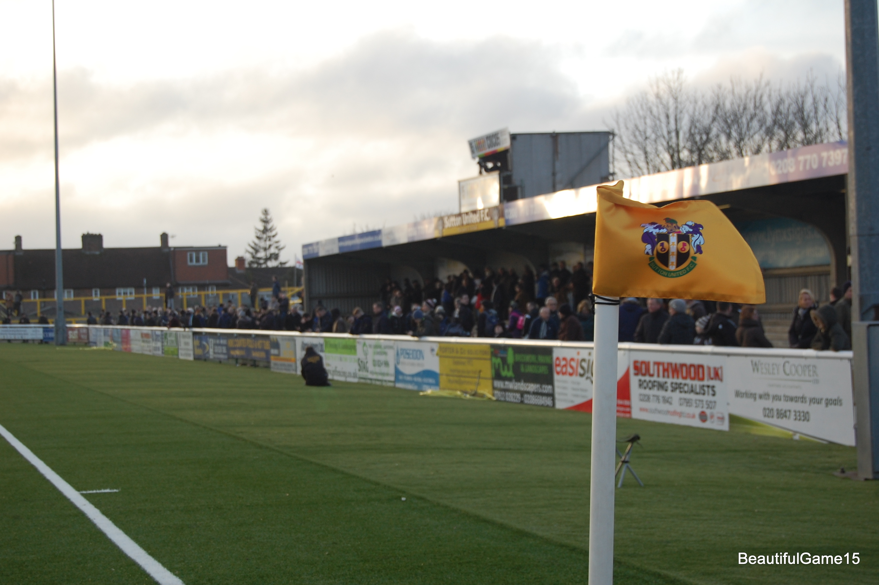 400: Sutton United FC Vs Dartford FC - Part One