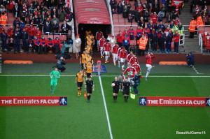 Arsenal Fc V Hull City 149