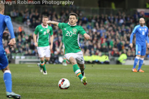 Gallery: Spoils shared between Ireland and Slovakia in Dublin