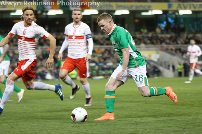 Ireland v Switzerland 12