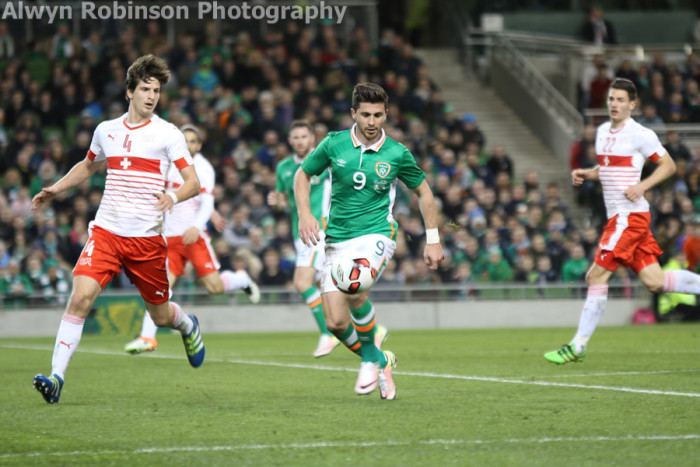 Ireland v Switzerland 13
