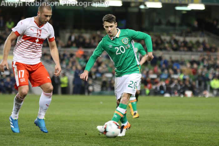 Ireland v Switzerland 15