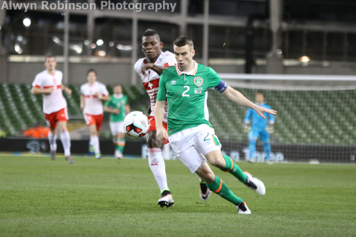 Ireland v Switzerland 2