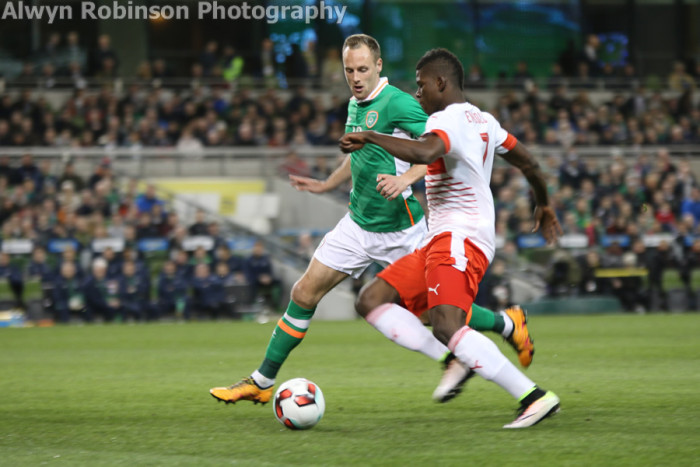 Ireland v Switzerland 3