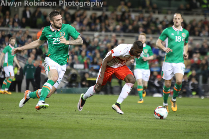 Ireland v Switzerland 4
