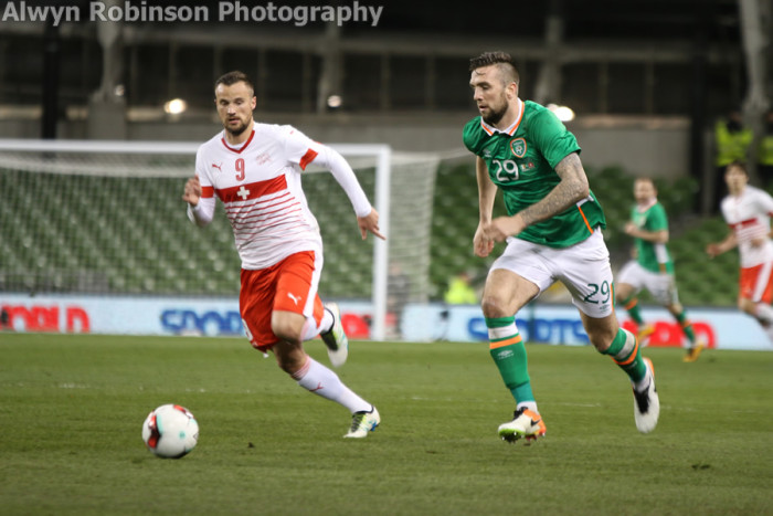 Ireland v Switzerland 6