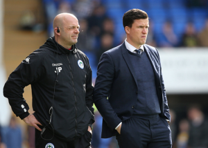 Wigan Athletic - leading and believing