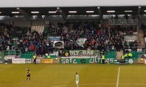 Fenlon defiant as Finn inspires Dundalk to victory over ten-man Rovers